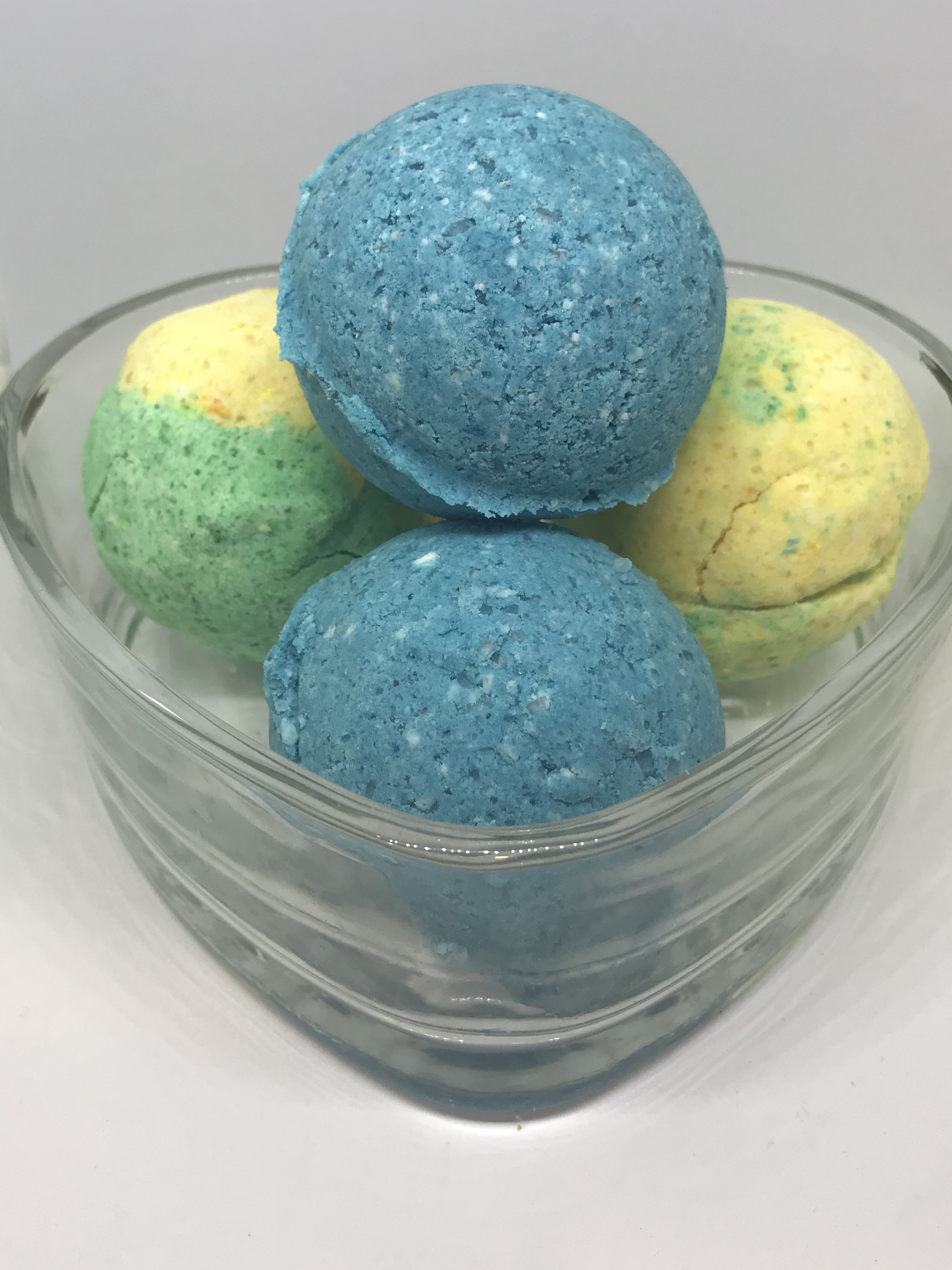 easy bath bombs